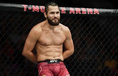 Jorge Masvidal steps in to take UFC title shot on six days' notice