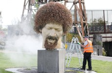 'He'd look like the Blair Witch Project': Proposal to install uplighting at Luke Kelly sculpture for security rejected