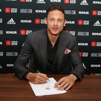 Man United reward in-form Matic with new three-year deal