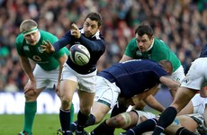 Ex-Scotland captain Laidlaw the latest to sign up for Japanese club rugby