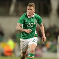 Irish international Hayes praised after deferring full salary for a year