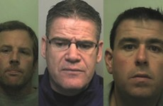 Senior Kinahan gang figure and two associates plead guilty to drug trafficking and other offences in UK