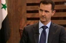 Video: Assad remains defiant in TV interview as Annan arrives in Syria