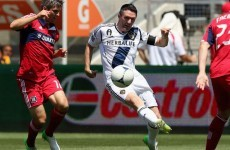 VIDEO: Robbie Keane celebrates birthday with brace for LA Galaxy