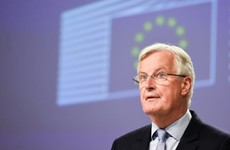 Michel Barnier travels to London for face-to-face Brexit talks