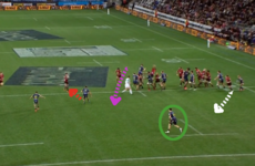 Analysis: Super Rugby sides picking apart lineout seams with sharp attack