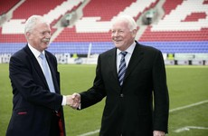 Rugby league's Wigan Warriors table bid to buy crisis-hit football club Wigan Athletic
