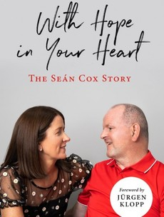 The Seán Cox story to be told by wife Martina in new book 'With Hope in Your Heart'