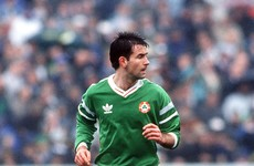 The Irish teen sensation who joined Liverpool in their '80s pomp