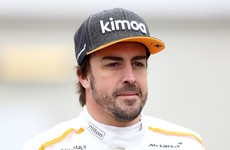Former world champion Alonso set for F1 return three years after walking away