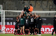 Bremen boss 'sorry' after 41-year-old club legend denied swansong
