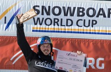 World snowboarding champion Alex Pullin dies while spearfishing in Australia