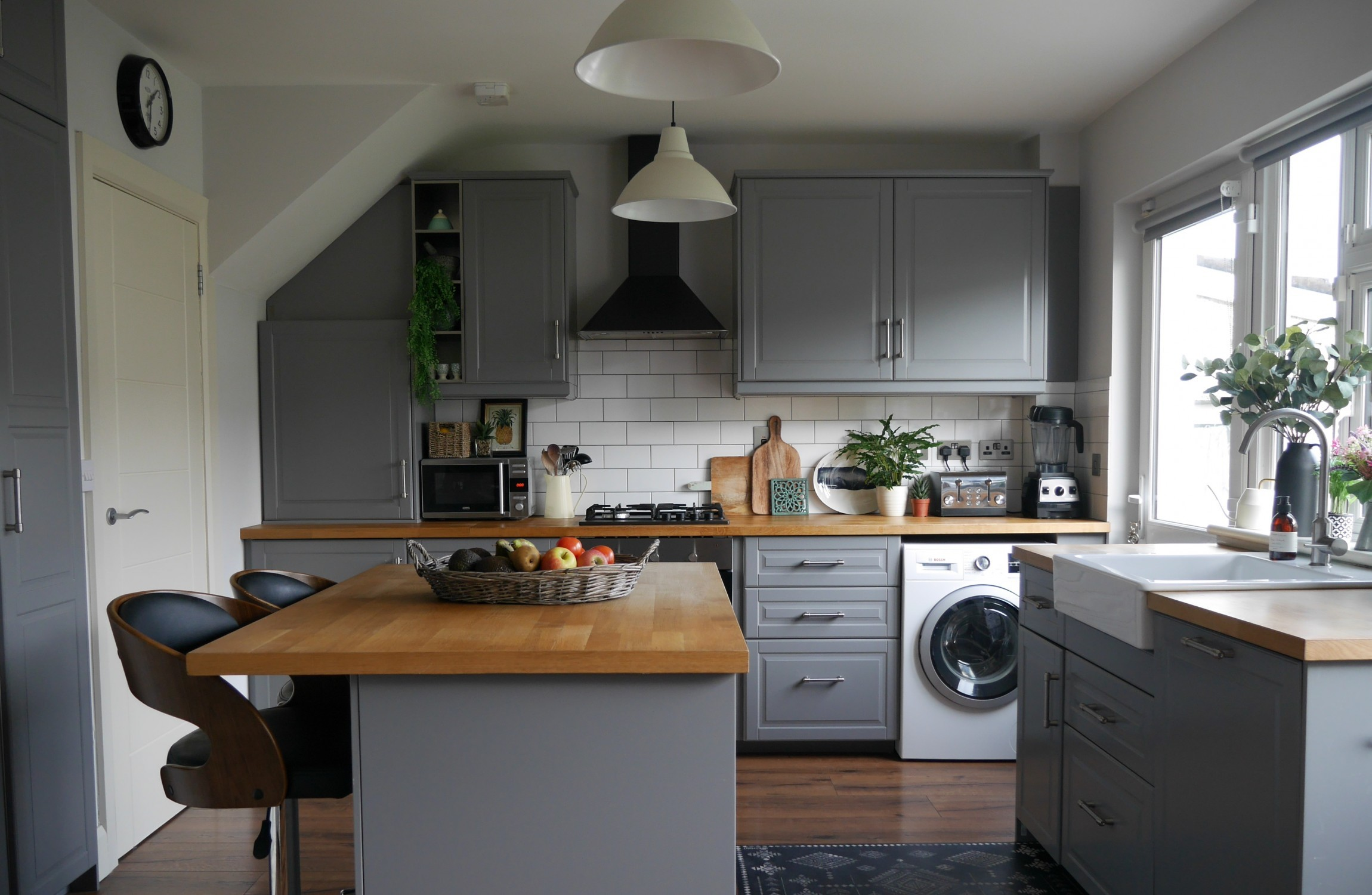 Floating Shelves Will Open Up This Space A Kitchen Design Expert Tackles 3 Reader Dilemmas