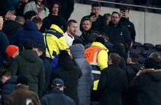 Spurs defender Dier handed four-match ban for jumping into stand to confront fan