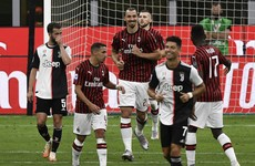 'I'm president, coach and player' - Ibrahimovic declares after igniting Milan's comeback over Juve