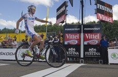 Tour riders face 'race of truth' in Stage 9 time trial