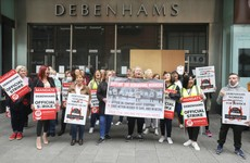 Taoiseach says Debenhams has treated its Irish workers 'very badly'