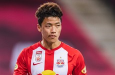 RB Leipzig sign South Korean striker for reported €9 million following loss of Werner to Chelsea