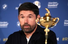 Harrington says postponing Ryder Cup until 2021 was correct decision