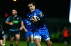 Leinster hopeful Lowe will return for next block of pre-season training