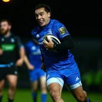 Leinster hopeful Lowe will return for next block of pre-season training