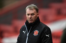 Ex-Irish international John Sheridan appointed Waterford manager