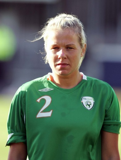 'It was too much for me - losing my sister, losing my dad... But I continued to play for Ireland through it all'