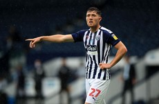 Irish youngster on target as West Brom take a step closer to Premier League
