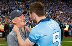 'It's not a manager's role to talk a player in or out of anything' - Jim Gavin on McCaffrey's Dublin exit