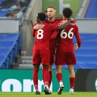 Liverpool close in on Premier League record points tally