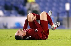 Liverpool's Henderson fear as captain's knee injury takes shine off win