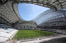 This year's European Cup finals will no longer take place in Marseille
