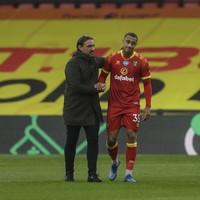 Norwich City boss explains why he has limited Adam Idah's involvement