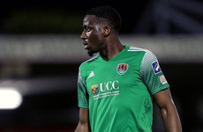 Boost for Cork City ahead of season restart as Arsenal allow Olowu to return