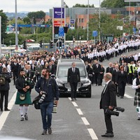 PSNI chief constable requests external police officer to investigate Bobby Storey funeral attendance
