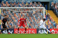 Leeds go top of Championship by hammering O'Neill's Stoke