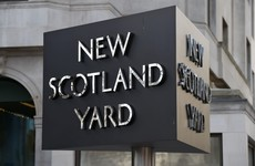 Serving probationary Metropolitan Police officer charged with terrorism offence