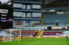 Premier League tells BBC that VAR got last night's penalty decisions wrong