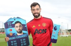 United star Bruno Fernandes wins another Premier League Player of the Month award
