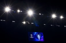 Champions League draw made as road to Lisbon heats up