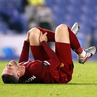 Liverpool captain Jordan Henderson ruled out for remainder of season