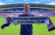 Bolton Wanderers make 'statement of intent' by signing Irish striker Doyle