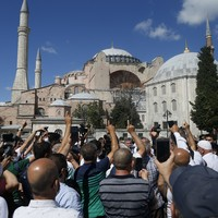 Hagia Sophia museum formally restored as mosque by Turkish president