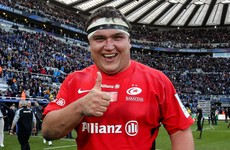 Jamie George signs long-term contract during 'exciting period' for Saracens