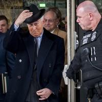 Donald Trump commutes prison sentence of longtime ally Roger Stone