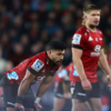 Powerful finish from fired-up Crusaders too much for Blues
