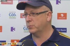 VIDEO: McDermott keen to learn from mistakes