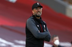 'We left the door open' - Klopp frustrated as Burnley end Liverpool's home run