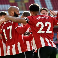 McGoldrick double helps Sheffield to thumping win over dismal Chelsea