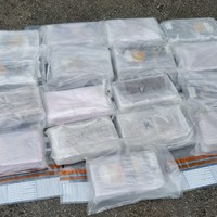 Cocaine worth €1.2 million seized after two vehicles searched on M3 in Meath